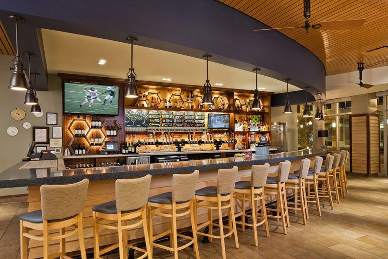 Virginia Beach Woodwork Tupelo Honey Cafe